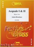 Okładka: Bruckner Anton, Aequale I & II - BRASS ENSAMBLE