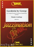 Okładka: Armitage Dennis, Gershwin by George - BRASS ENSAMBLE