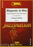 Okładka: Gershwin George, Rhapsody in Blue for Brass Ensemble and Percussion