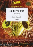 Okładka: Richards Scott, In Terra Pax - BRASS BAND