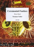 Ok�adka: Tailor Norman, Ceremonial Fanfare - BRASS BAND