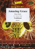Okładka: Tailor Norman, Amazing Grace - BRASS BAND