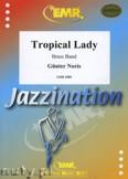 Ok�adka: Noris G�nter, Tropical Lady - BRASS BAND