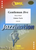 Ok�adka: Noris G�nter, Gentleman Jive - BRASS BAND