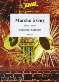 Ok�adka: Bagnoud S�bastien, Marche a Guy - BRASS BAND