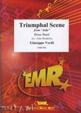 Ok�adka: Verdi Giuseppe, Aida (Triumphal Scene From Aida) - BRASS BAND