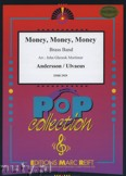 Ok�adka: Andersson Benny, Ulvaeus Bj�rn, Money, Money, Money  - BRASS BAND