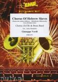 Okładka: Verdi Giuseppe, Chour des esclaves hébreux (Chorus SATB) - BRASS BAND