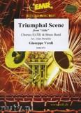Okładka: Verdi Giuseppe, Triumphal Scene From Aida (Chorus SATB) - BRASS BAND