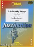 Okładka: Czajkowski Piotr, Tchaikovsky Boogie - BRASS BAND