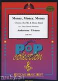 Okładka: Andersson Benny, Ulvaeus Björn, Money, Money, Money (Chorus SATB) - BRASS BAND