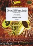 Okładka: Verdi Giuseppe, Chour des esclaves hébreux - BRASS BAND