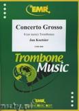 Ok�adka: Koetsier Jan, Concerto Grosso - Trombone