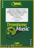 Ok�adka: Michel Jean-Fran�ois, Quartett Album - Trombone