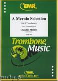 Okładka: Merulo Claudio, A Merulo Selection - Trombone