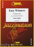 Okładka: Joplin Scott, Easy Winners - Euphonium