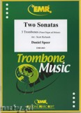 Okładka: Speer Daniel, 2 Sonatas - Trombone