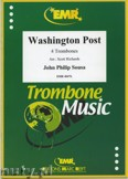 Ok�adka: Sousa John Philip, Washington Post - Trombone