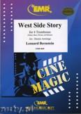 Okładka: Bernstein Leonard, West Side Story - Trombone