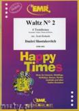Okładka: Szostakowicz Dymitr, Waltz N° 2 - Trombone