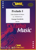 Okładka: Gershwin George, Prelude I for Tuba Quartet and Drums