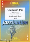 Okładka: Michel Jean-François, Oh Happy Day - Trombone