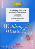Okładka: Mendelssohn-Bartholdy Feliks, Wedding March - Trombone
