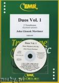 Okładka: Mortimer John Glenesk, Duos Vol. 1 - Trombone