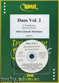 Ok�adka: Mortimer John Glenesk, Duos Vol. 2 - Trombone