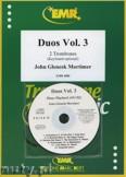 Okładka: Mortimer John Glenesk, Duos Vol. 3 - Trombone