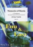 Okładka: Naulais Jérôme, Memories of Russia - Trombone