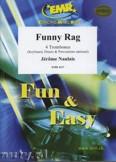 Okładka: Naulais Jérôme, Funny Rag - Trombone