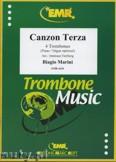 Okładka: Marini Biagio, Canzon Terza - Trombone