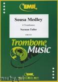 Okładka: Tailor Norman, Sousa Medley - Trombone