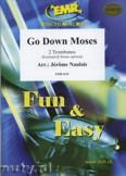 Ok�adka: Naulais J�r�me, Go Down Moses - Trombone
