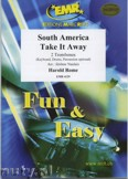 Okładka: Rome Harold, South America Take It Away - Trombone