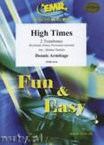 Okładka: Armitage Dennis, High Times - Trombone