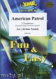Okładka: Naulais Jérôme, American Patrol - Trombone