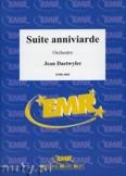Okładka: Daetwyler Jean, Suite Anniviarde - Orchestra & Strings