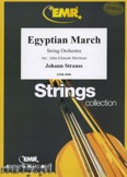 Okładka: Strauss Johann, Egyptian March - Orchestra & Strings