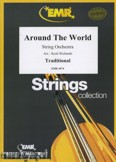 Okładka: Richards Scott, Around The World - Orchestra & Strings