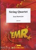 Ok�adka: Daetwyler Jean, String Quartet - Orchestra & Strings