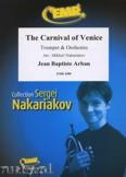 Okładka: Arban Joseph Jean Baptiste, The Carnival Of Venice (Trumpet Solo) - Orchestra & Strings