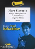 Ok�adka: Dinicu Grigorias, Hora Staccato (Trumpet Solo) - Orchestra & Strings
