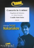 Okładka: Saint-Saëns Camille, Concerto in A minor (Flugelhorn Solo) - Orchestra & Strings