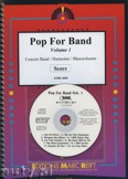 Ok�adka: R�ni, Pop For Band Vol. 1 (Score) - Wind Band
