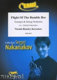 Okładka: Rimski-Korsakow Mikołaj, Flight Of The Bumble Bee (Trumpet Solo) - Orchestra & Strings