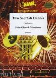 Ok�adka: Mortimer John Glenesk, Two Scottish Dances - Orchestra & Strings