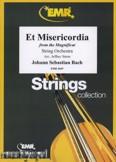 Okładka: Bach Johann Sebastian, Et Misericordia