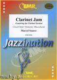 Okładka: Saurer Marcel, Clarinet Jam
